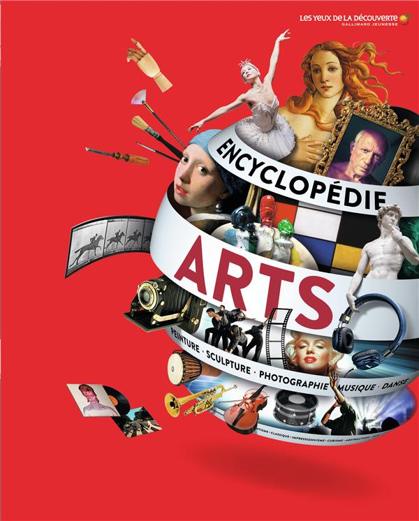 ENCYCLOPEDIE DES ARTS